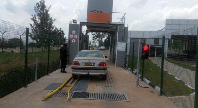 Ikibuga cy'indege cya Kigali cyashyizweho ikoranabuhanga risaka intwaro n'ibiyobyabwenge mu modoka