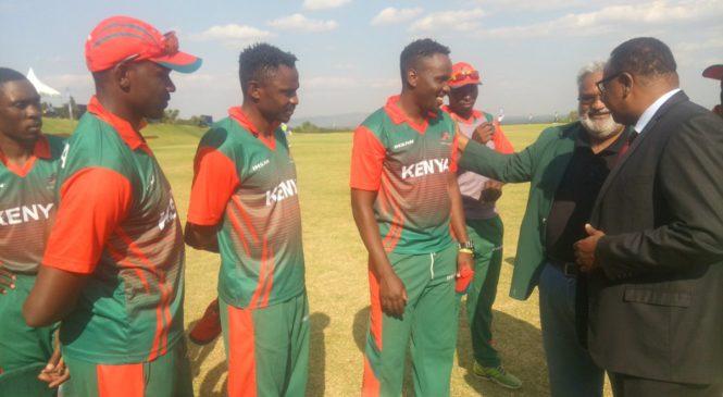Kenya Cricket yegukanye irushanwa ryaberaga mu Rwanda