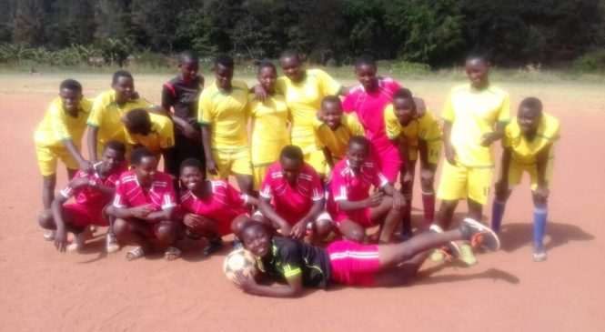 Imikino y'amashuli abanza muri FEASSSA bwa mbere mu Rwanda