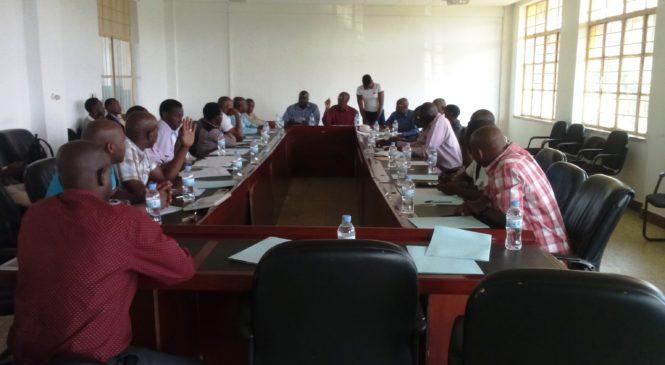 UTB muri Volleyball niyo izitabira imikino Nyafurika y'abakozi ( ARPST )