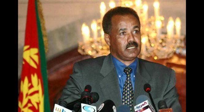 Isaias Afewerki agiye gusura Ethiopia