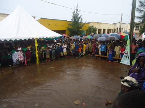 ''Imvura iri kugwa izageza mu ntangiriro z'umwaka utaha''Meteo Rwanda