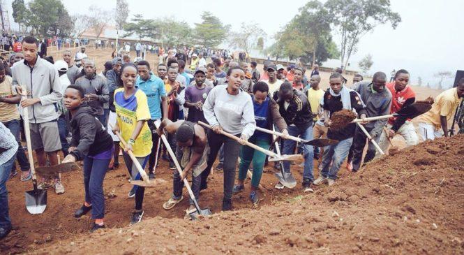 Perezida Paul Kagame yateye inkunga yo kubaka ishuri ryisumbuye riherereye i Kimironko