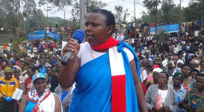 Musanze-Rwaza: Abaturage bijejwe na FPR Inkotanyi kubona umuriro w'amashanyarazi nyuma y'amatora