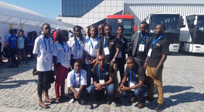 U Rwanda rwatangiye rutsinda mu mikino Chess Olympiad 2018 ibera Georgia