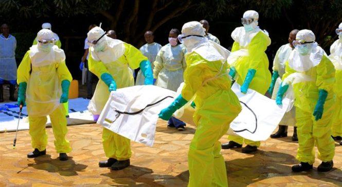 Ku mupaka wa Uganda haravugwa icyorezo cya Ebola