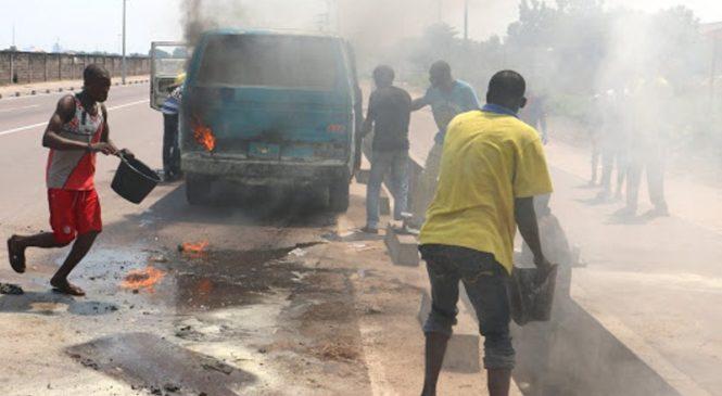 Impanuka ya Mbubu- Kisantu( DRC) igaragaza ko yaguyemo abantu benshi.