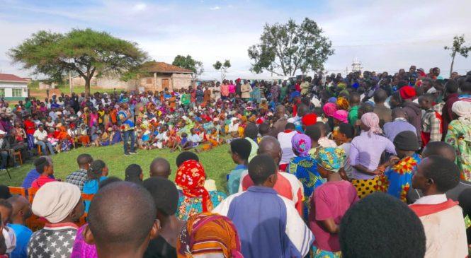 MUYIRA : Abahinzi b'urutoki bahangayikishijwe no kubura isoko ry'umusaruro wabo