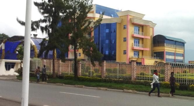 Abanyamusanze ni abakozi kandi ibyo bakora bigomba kugaragara mu kunganira umujyi wa Kigali