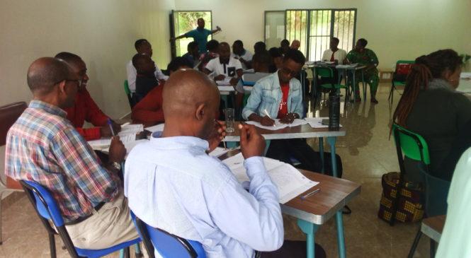 Institut français  mu Rwanda iratanga amahugurwa ku barimu 25 bigisha mu mashuli abanza n'ayisumbuye