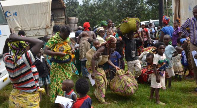 RDC: Abaturage bavuye mu byabo kubera imirwano ya FDRL