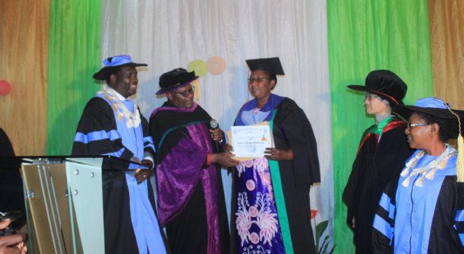 Ishuri KTCS (Kigali Theological College and Seminary) ryatanze impamyabunyi ku nshuro ya 7