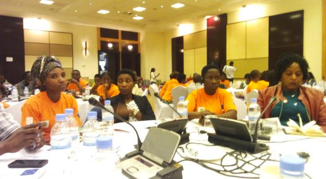 AJPRODHO-JIJUKIRWA yasoje umushinga wo kugabanya ubukene bwugarije urubyiruko (Youth Employability in informal sector {YEIS}).