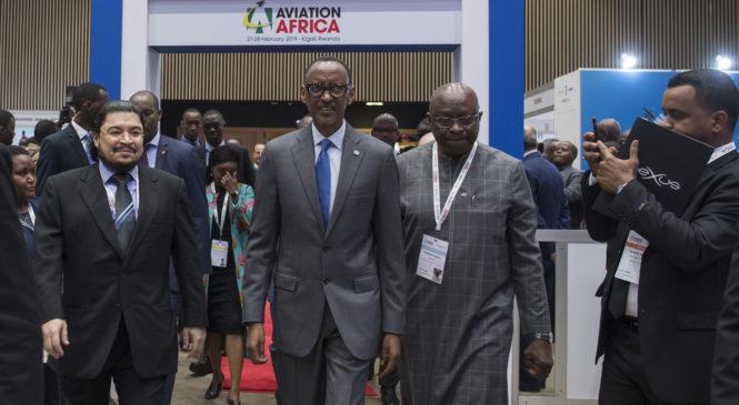 U Rwanda rurifuza kuba igicumbi cy'iby'indege muri Afurika (Aviation Hub)