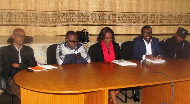Gakenke: Honorable Vice Presidente w'Umutwe w'Abadepite yagiranye ibiganiro n'inzego zitandukanye zifite aho zihurira n'ubuzima