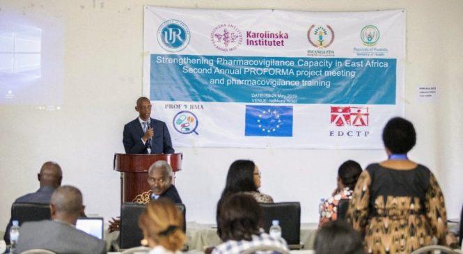 Rwanda FDA mu gukurikirana imiti yinjira mu Rwanda ko yujuje ubuziranenge