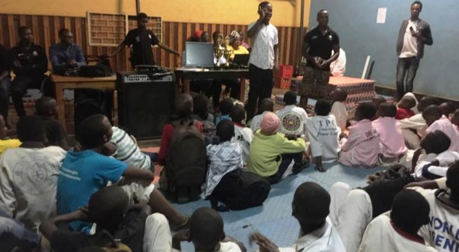 Dream Club Taekwond Don Bosco irakataje mukuzamura umukino wa Taekwondo mu Rwanda