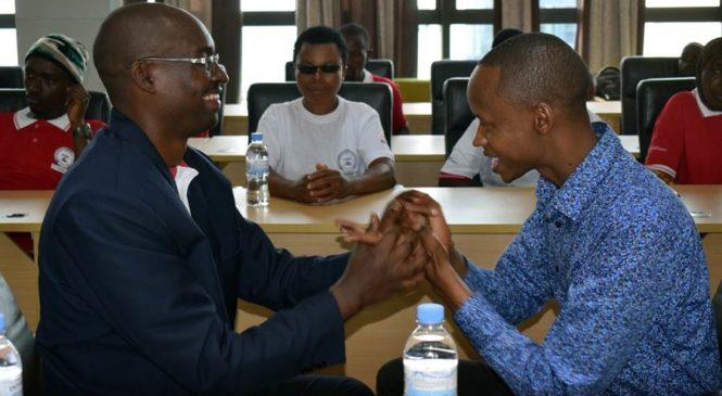 Kigali: Abafite ubumuga bwo kutumva no kutabona bati; ''byose ntibyuzuye tutarimo''