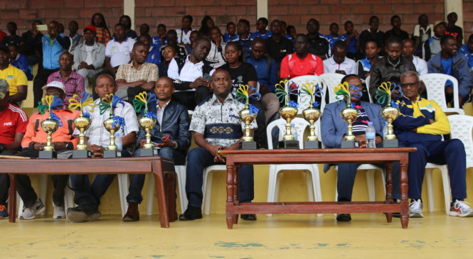 New life Christian Academy na EP Karagari zizahagarari u Rwanda muri  FEASSSA mu mashuri abanza.