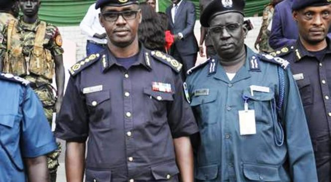 Umuyobozi wa Polisi y'u Rwanda yagiriye uruzinduko rw'akazi muri Sudani y'Epfo.