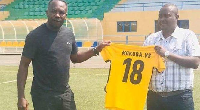 Mukura Victory Sports irigufata abagiye bangwa n'amakipe akomeye uhereye kuri Ovambe Olivier ugiye kuyitoza mu myaka ibiri iri imbere.