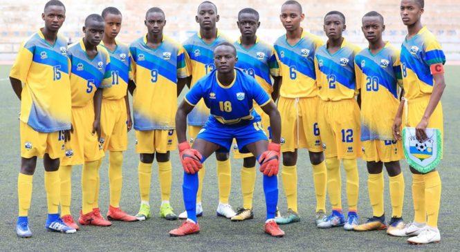 U Rwanda rwegukanye umwanya wa 3 muri CECAF yabatarengeje imyaka 15.