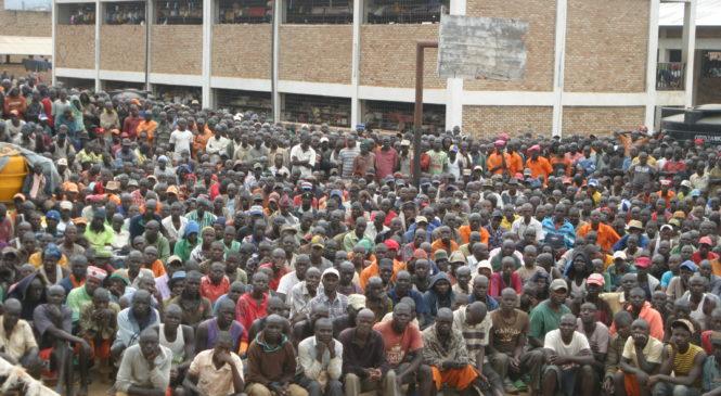 Abagororwa 257 bahawe impamyabushobozi muri Gereza ya Huye