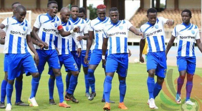 Kayumba Soter  na Ndikumana Tresor bahoze bakina hano mu Rwanda bafashije AFC Leopards ya Cassa kwitwara neza