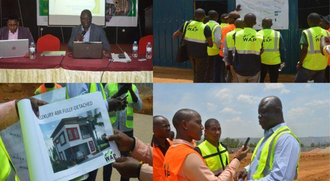 Workers Affordable Properties Limited(WAP) yagaragaje umushinga wo kubaka inzu zigera 2029 zi zacumbikira imiryango 12174.