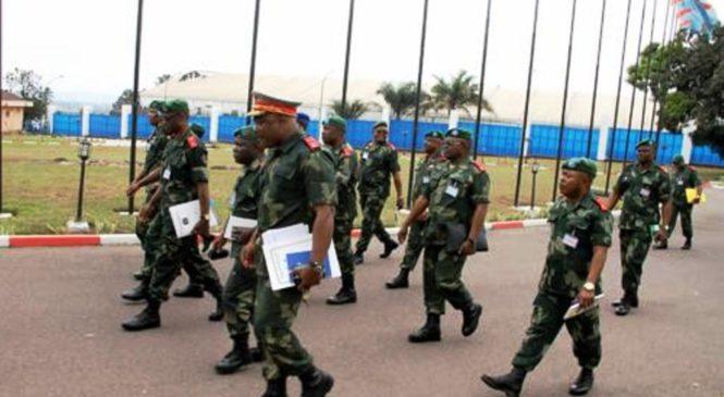 Goma: Ntabwo dukeneye ingabo zambuka zikaza kurwanira muri Congo-Kinshasa-General Kasongo