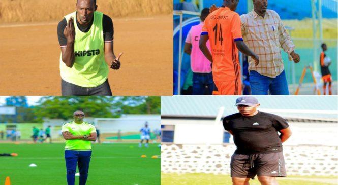 Imboni ya rebero.co.rw:Abatoza 4 bashobora kwerekwa umuryango muri shampiona ya 2019/2020 mu Rwanda