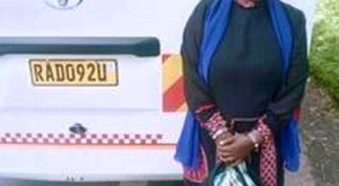 Nyamagabe: Polisi yafashe umugore wakwirakwizaga ibiyobyabwenge