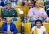 Perezida Kagame yakiriye indahiro z'abayobozi bashya muri Guverinoma