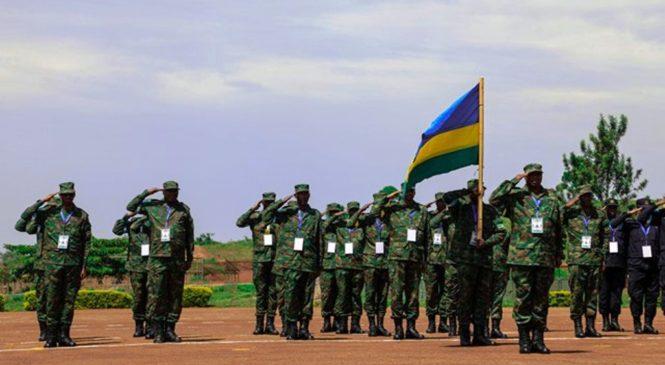 Polisi y'u Rwanda yitabiriye imyitozo ihuza inzego z'umutekano m'umuryango wa Africa y'Iburasirazuba