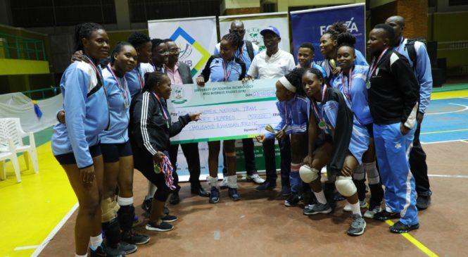 Botswana yitabiriye imikino yo kwitegura Shampiyona ya Volleyball yateguwe na UTB