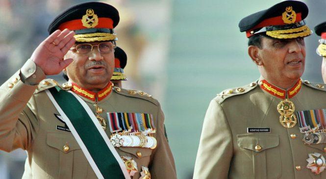 Igisirikare cya Pakistan cyamaganiye kure umwanzuro w'urukiko ku iyicwa rya Parvez Musharraf