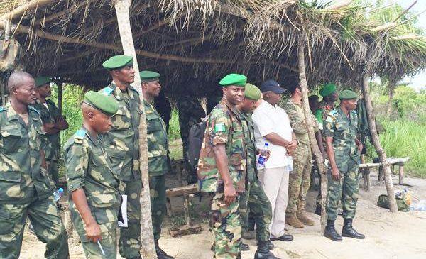 Abarwanyi 30 bafashwe mpiri na FARDC bagiye gushyitswa mu Rwanda