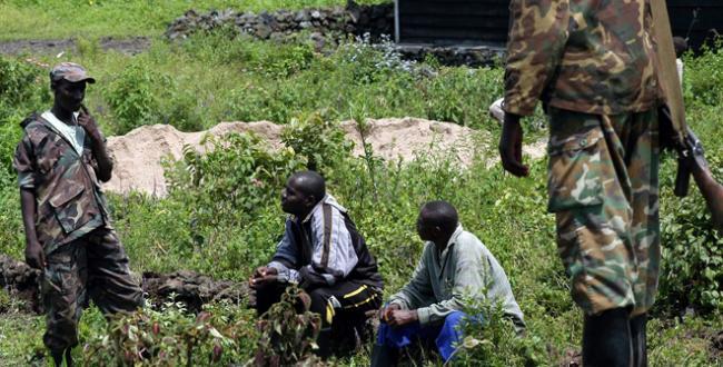 Inyeshyamba za FDLR zakuwe mu birindiro byari bikomeye zasabwe gutaha mu Rwanda