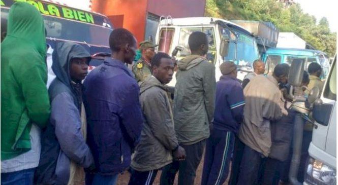 Abarwanyi batanu ba CNRD n'imiryango yabo bagejejwe mu Rwanda