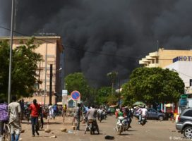 Muri Burkina Faso abaturage 36 bishwe,abenshi biciwe mu isoko