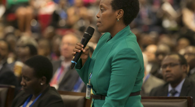 Minisitiri Diane Gashumba nawe yeguye ku mirimo ye