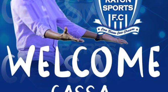 Kera kabaye Rayo Sport yamaze kwemeza Cassa Mbungo nku mutoza mukuru wayo