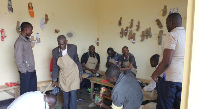 Abamugariye ku rugamba rwo kwubohora u Rwanda ndetse n'abafite ubumuga barashima RECOPDO
