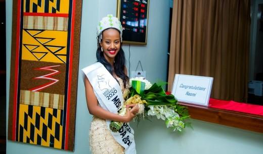 Miss Nishimwe Naomie yavuze impamvu y'amanota hafi yantayo yagize mu kizamini cya Leta