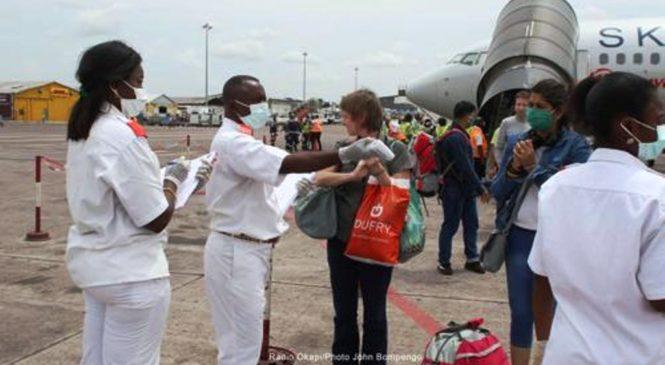 Kinshasa Coronavirus: Hamaze kugaragara abanduye bageze kuri 7 ( Dr Eteni Longondo )