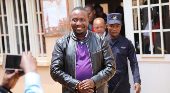 Dr Habumugisha Francis yahamwe n'icyaha arakatirwa gusa asaba imbabazi