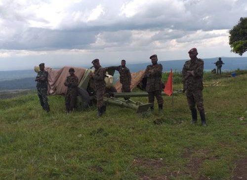 Ingabo za FARDC ziratangazo ko zigiye gushakisha Inyeshyamba za Raïa Mutomboki wagarutse muri Masisi