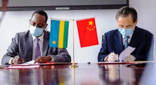 U Rwanda rwabonye inkunga y'igihugu cy'Ubushinwa yo guhangana na Covid-19