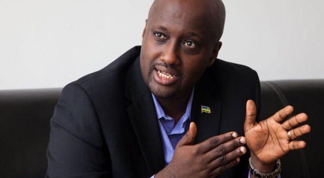 Amb. Nduhungirehe J.P Olivier yirukanwe muri Guverinoma