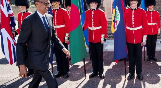 Rwanda:(CHOGM 2020 ) Inama ya Commonwealth yasubitswe